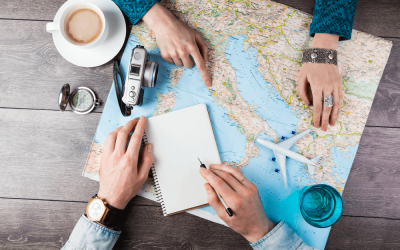Five Tips for Writing Great Travel Blogs